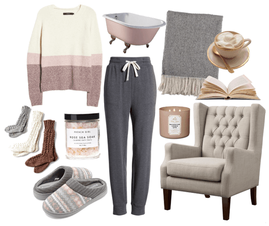 Cozy I'm-Sick Outfit