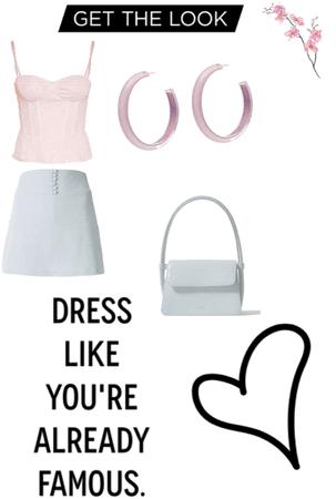 spring corset <3