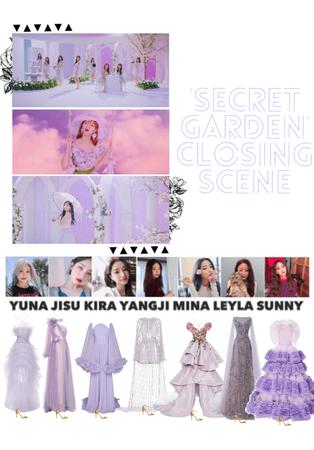 {MARIONETTE} 'Secret Garden' Closing Scene