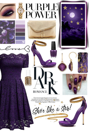 Purple power💜✨🌘