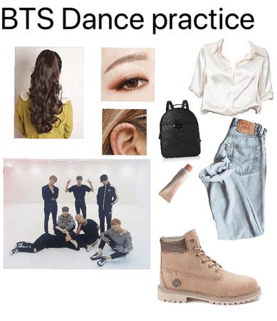 BTS inspired~ Dance practice <3
