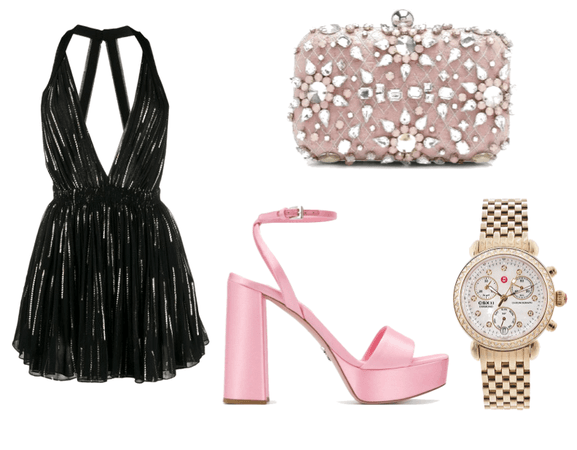 Virgo as dinner date outfit