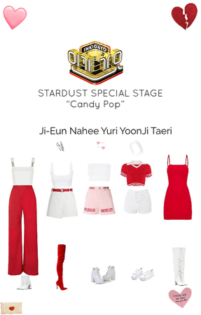 "STARDUST ""Candy Pop"" Special Stage"