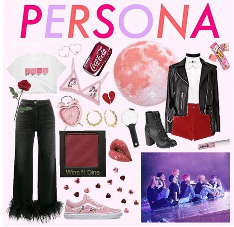 album aesthetic: persona