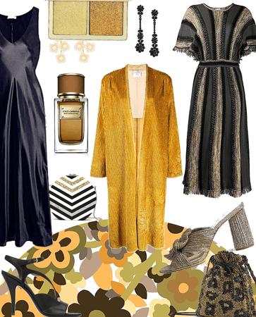 Black &Gold