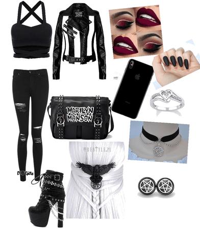 Gothic babygirl