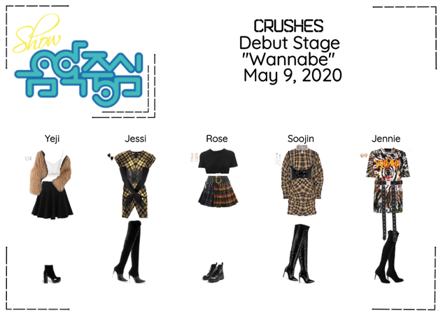 "Crushes (호감) ""Wannabe"" Debut Stage"