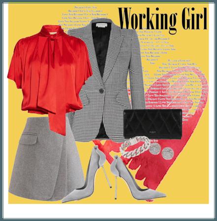 Valentines day work wear