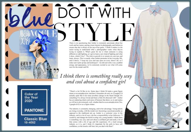 Blue Style CVogue