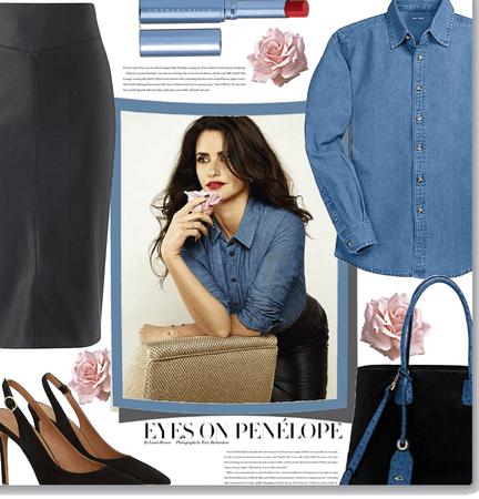 Celebrity style - Penelope Cruz
