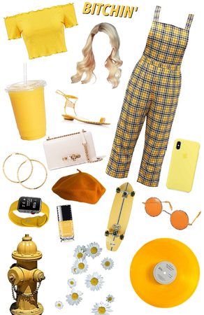 Yellow is my Color