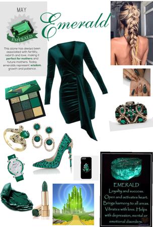 emerald city 🌃 xox