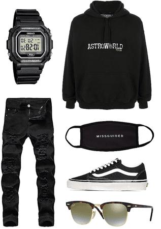 Casual streetwear 🔥