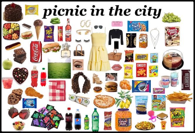 picnic sunrises