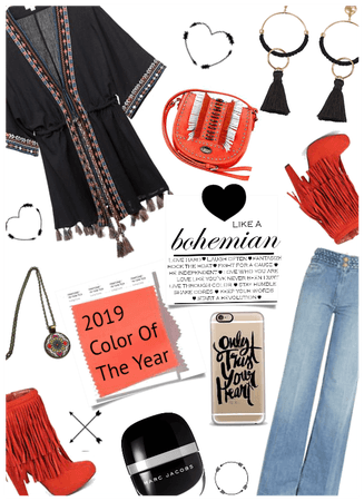 Color of the Year/Boho Style