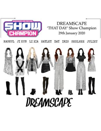 DREAMSCAPE [드림스게이프] Show Champion 200129