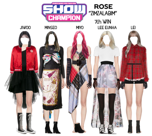 "{RoSE} ""ZIMZALABIM"" 7th Win"