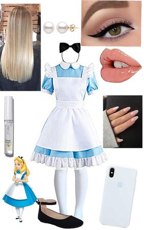 Halloween pt8 Alice in Wonderland