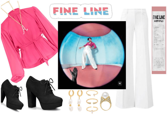 Harry Styles: Album Outfit