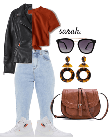Casual/travel outfit