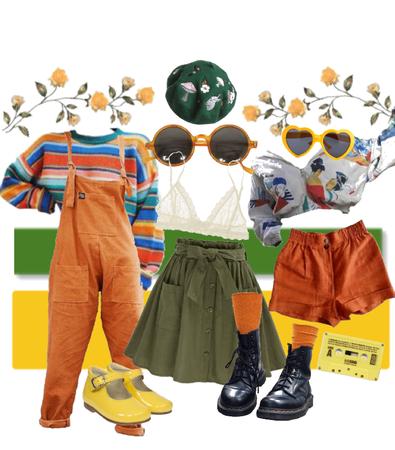 Tangerine Madness