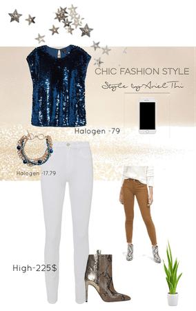 Chic Fashion For glamorous fashion