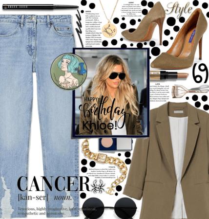 Khloe Kardashian - A Cancer