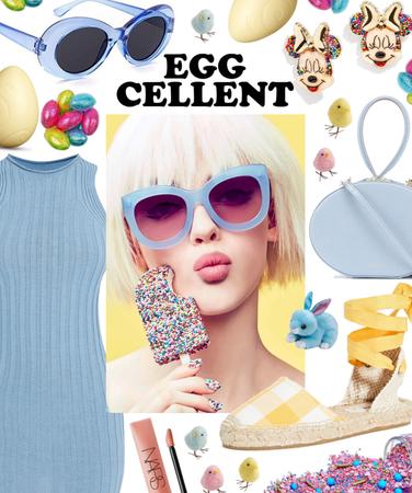 Egg cellent