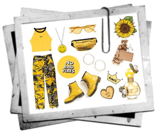 my yellow aesthetic pt.2