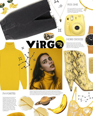 starry-eyed virgo