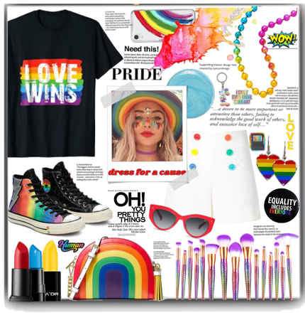Dress for a cause : pride