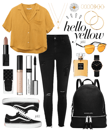 hello yellow // #9