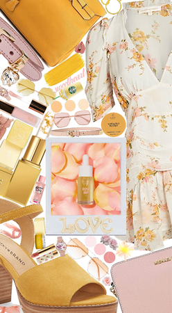 floral pink+yellow 2020