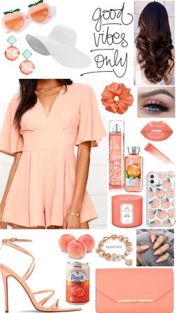 peach vibes
