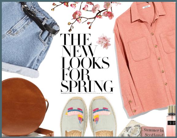 Spring | Peach