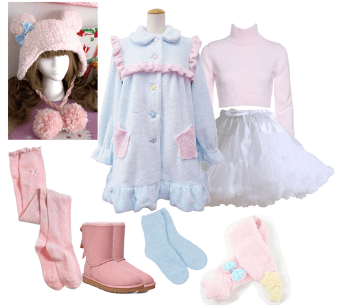 Winter coord