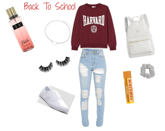 Back to school Fit