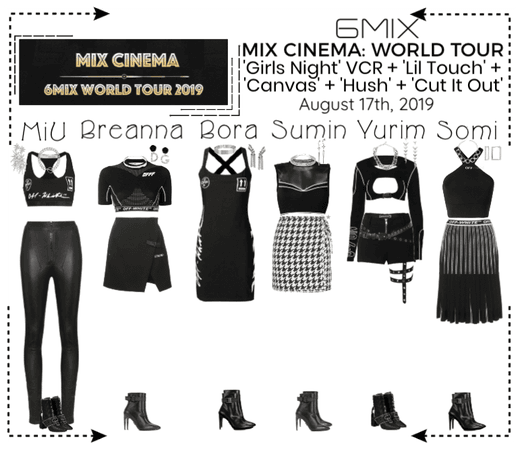 《6mix》Mix Cinema | Amsterdam