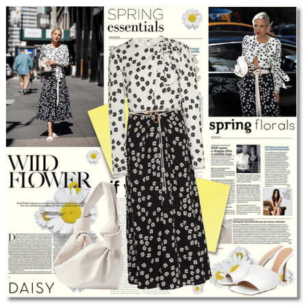 Spring Florals: Daisy Prints