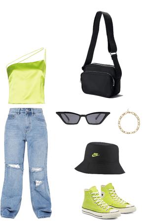 Neon Lime Streetwear ⚡️