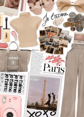 Un rendez-vous a Paris, sil vous plait 💕