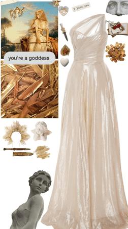 Abandoned Goddess: Freya