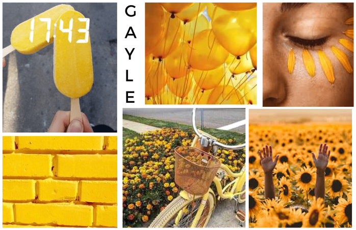 Name Aesthetic Board: Gayle