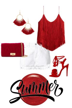 Summer: Red