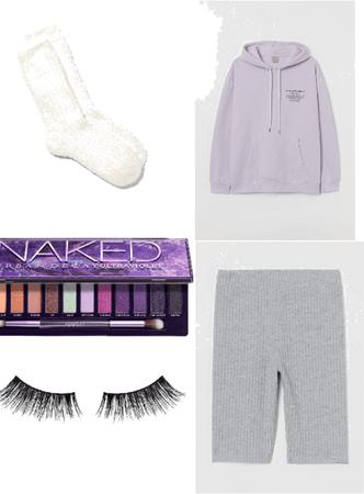 purple my fav
