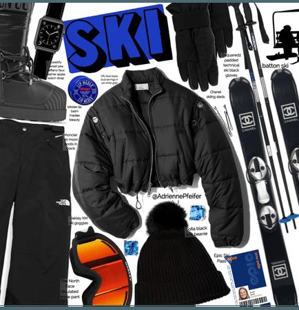 Ski Getaway 🎿
