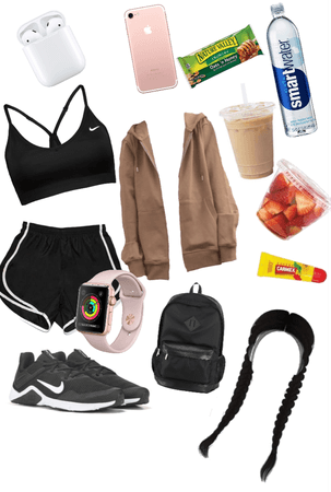gym outfit