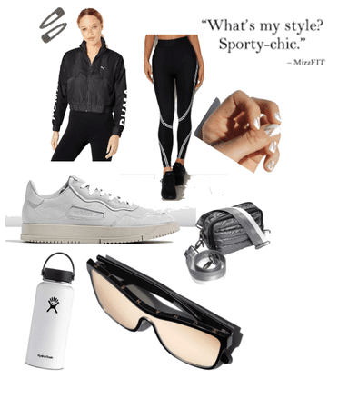 Sporty-chic