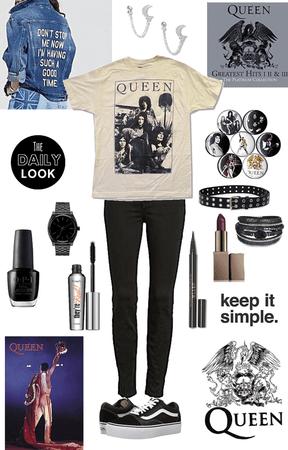 Queen Graphic T-shirt