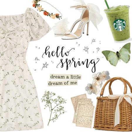 Spring Into Spring: Softness